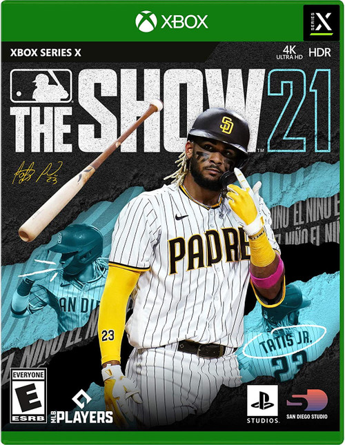 MLB The Show 21 Xbox Series X Game