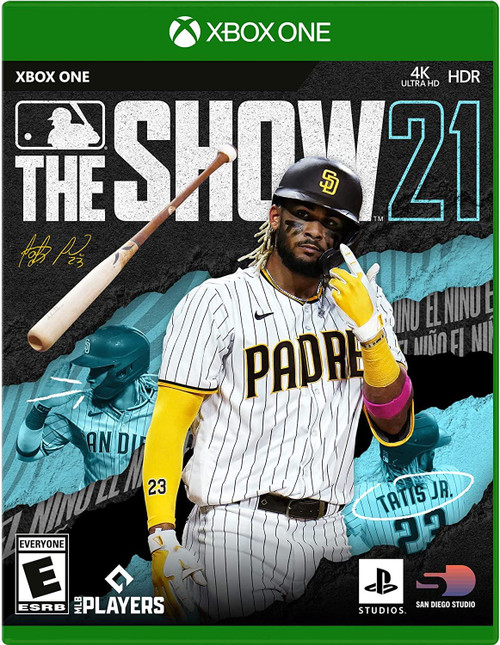 MLB The Show 21 - Xbox One Game