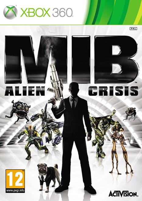 Men in Black III Xbox 360 Game (Italian Box)