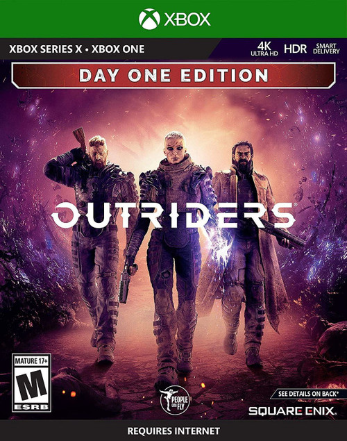 Outriders Day One Edition for Xbox One Game