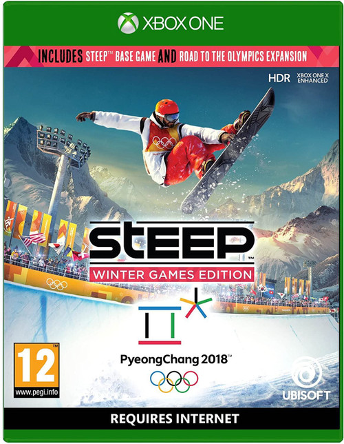 Steep Road to the Olympics Winter Games Edition Xbox One