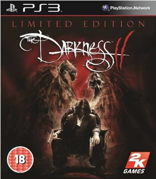The Darkness II - Limited Edition PS3 Game