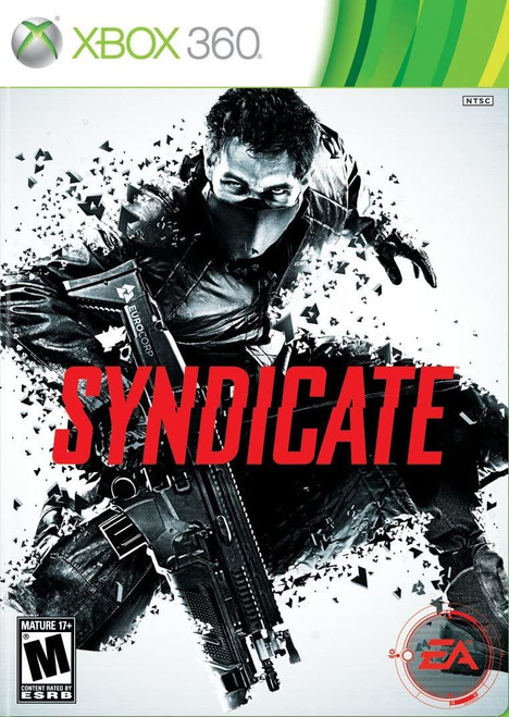 Syndicate Xbox 360 Game (English/Chinese)