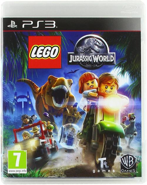 Lego Jurassic World PS3 Game