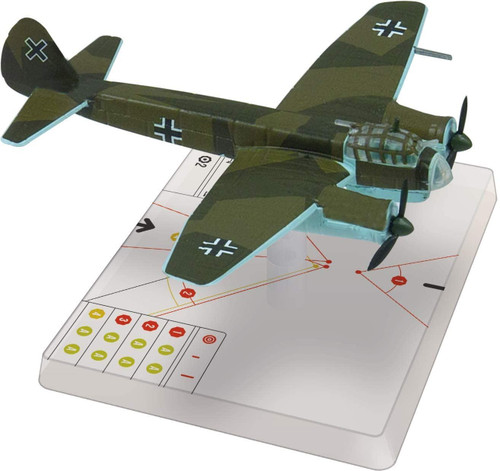 WW2 Squadron Pack- Junkers Ju.88 A-1 KG77 Wings of Glory