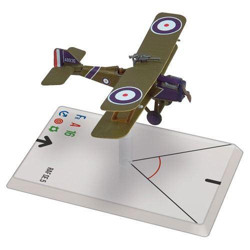 Wings of Glory RAF SE.5 Bishop