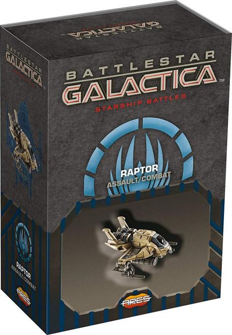 Battlestar Galactica Starship Battles Spaceship Pack: Raptor (Assault/Combat)