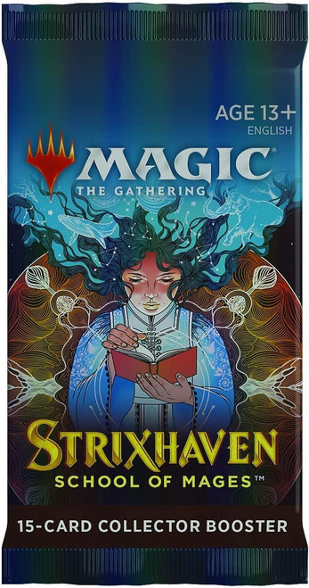 MTG: Strixhaven School of Mages Collector Booster In Display Box (Pack Of 12)