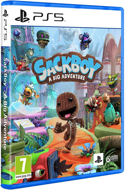 Sackboy A Big Adventure PS5 Game