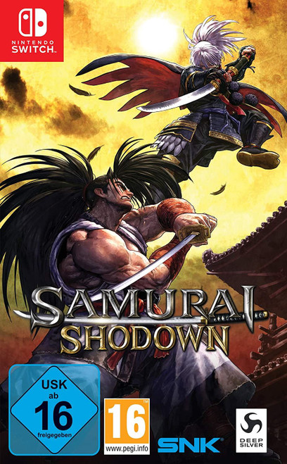 Samurai Shodown Nintendo Switch Game