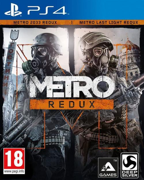 Metro Redux PS4 Playstation 4 Game