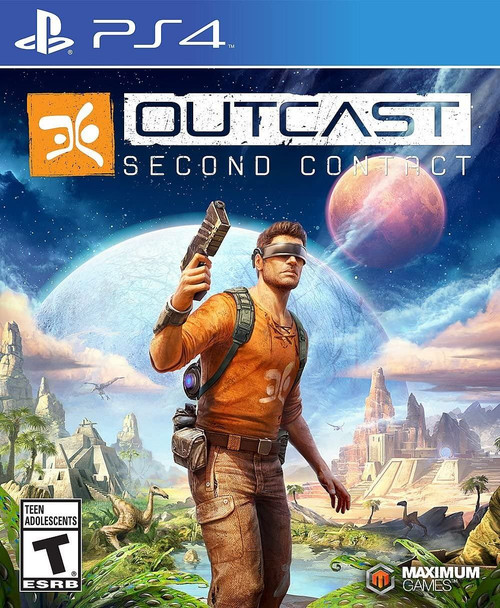 Outcast Second Contact PS4 Playstation 4 Game