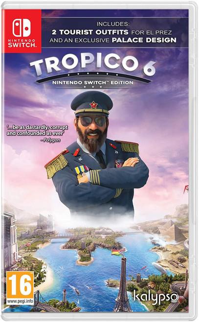 Tropico 6 Switch Game