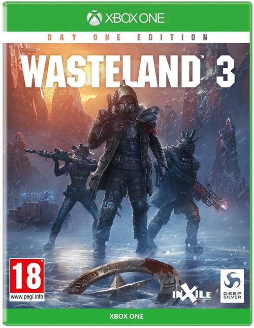 Wasteland 3 Day One Ed Xbox One Game