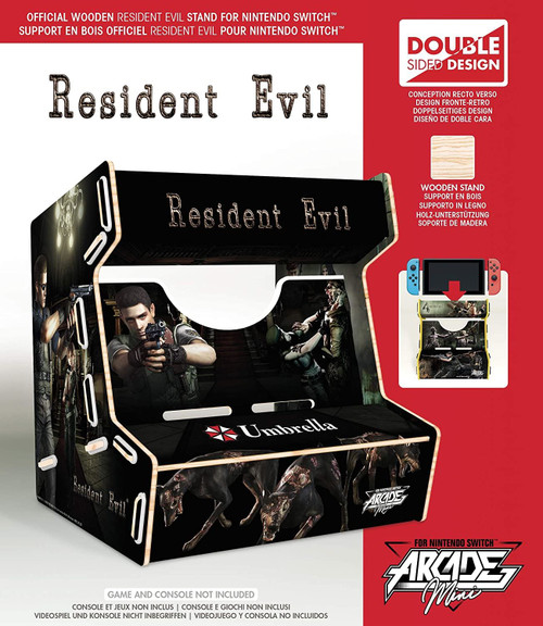 Resident Evil ARCADE MINI For Switch Console