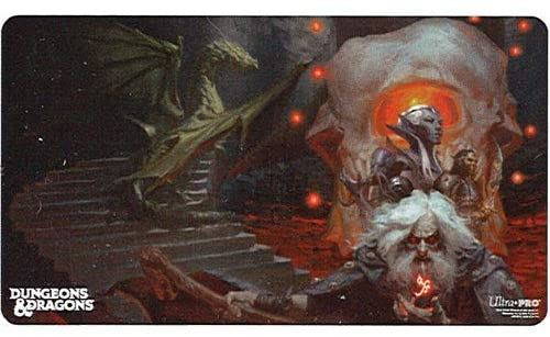 Waterdeep Dungeon of the Mad Mage Playmat - Dungeons & Dragons Cover Series
