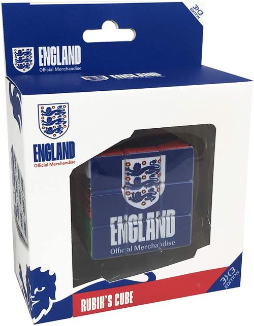 Rubik's Cube England Football Team Kids Toy