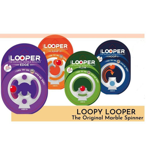 Loopy Looper Mix Toys - In A Display Box (Pack Of 12)