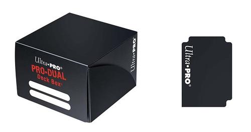 Ultra Pro Deck Box PRO-Dual - Black