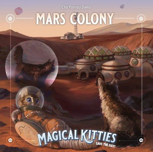 Mars Colony Magical Kitties Save the Day