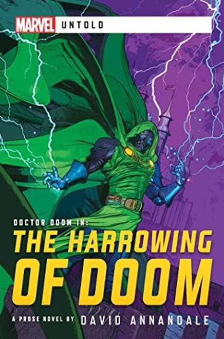 The Harrowing Of Doom Marvel Untold