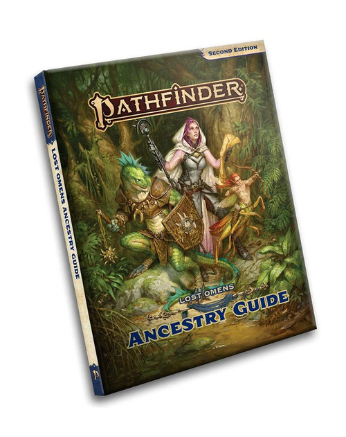 Pathfinder Lost Omens: Ancestry Guide
