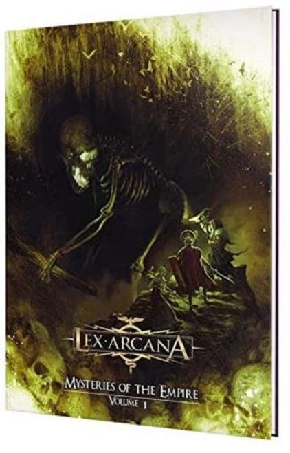 Lex Arcana Mysteries of the Empire Volume I