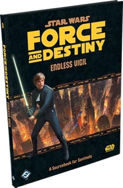 Star Wars Force and Destiny Endless Vigil - Book