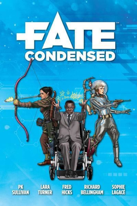 Fate Condensed RPG