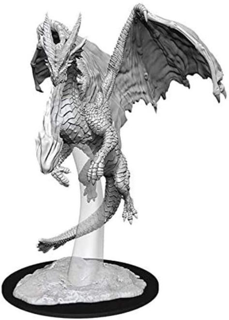 D&D Nolzur's Marvelous Unpainted Miniatures W11 Young Red Dragon