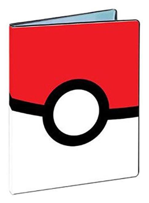 Pokemon Ultra Pro Pokeball Portfolio 9 Pocket Page Album