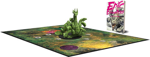 Epic Encounters: Swamp of the Hydra Board Game