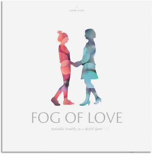 Fog of Love - Female Couple Cover