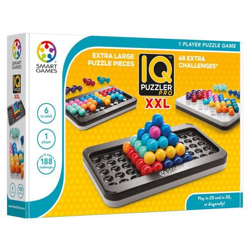 SmartGames - IQ Games - IQ Puzzler Pro XXL Puzzle Game