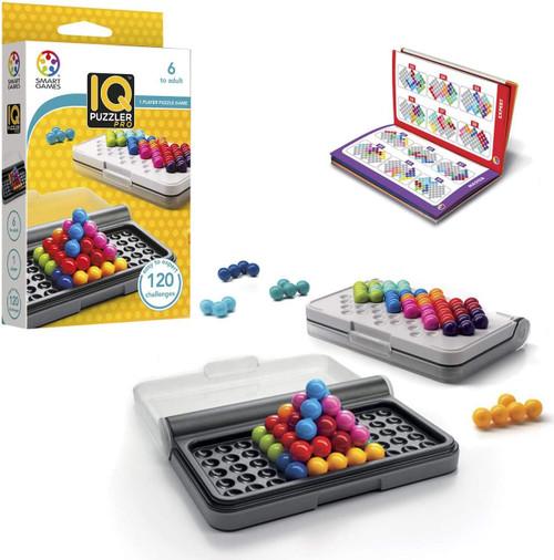SmartGames - IQ Games - IQ Puzzler Pro Puzzle Game