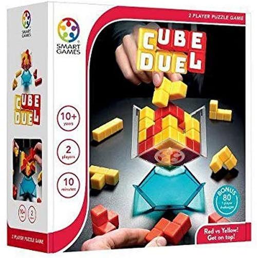SmartGames - Classics Cube Duel Puzzle Game