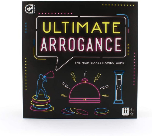 Ultimate Arrogance High Stakes Party Card Game (New 2020)