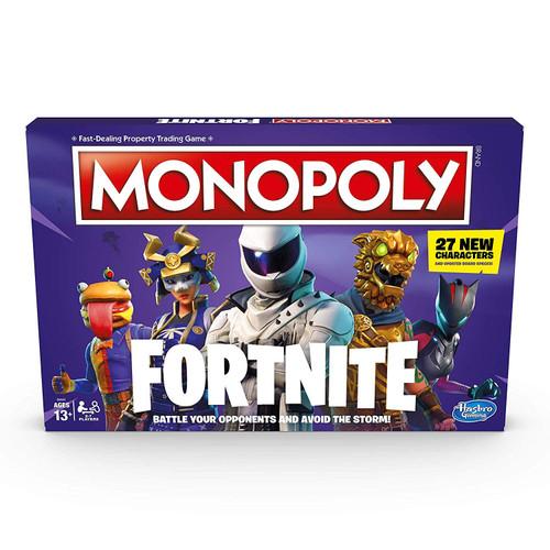 Monopoly Fortnite Edition - Board Game