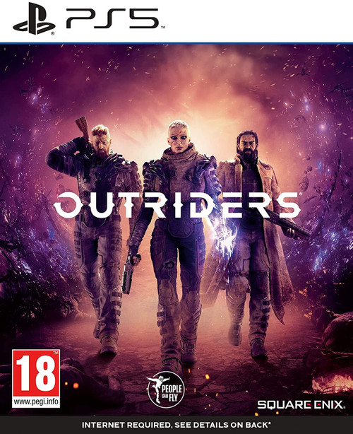 Outriders PS5 Game
