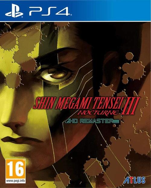 Shin Megami Tensei III Nocturne HD Remaster PS4 Game