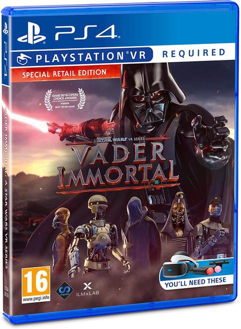 Vader Immortal A Star Wars VR Series PS4 Game