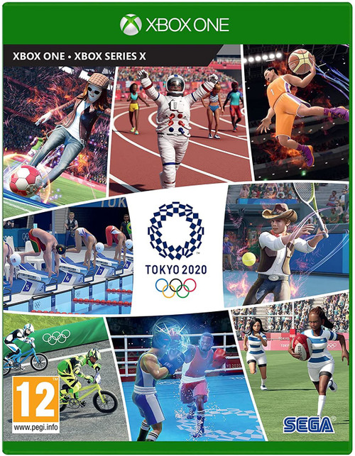 Olympic Games Tokyo 2020 Xbox One Game