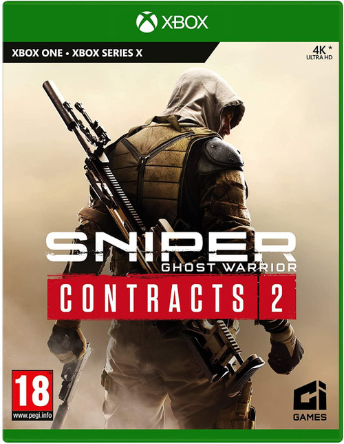 Sniper Ghost Warrior Contracts 2 Xbox X Game