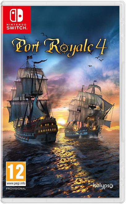 Port Royale 4 Nintendo Switch Game