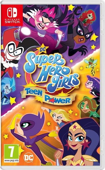 DC Super Hero Girls Teen Power Nintendo Switch Game