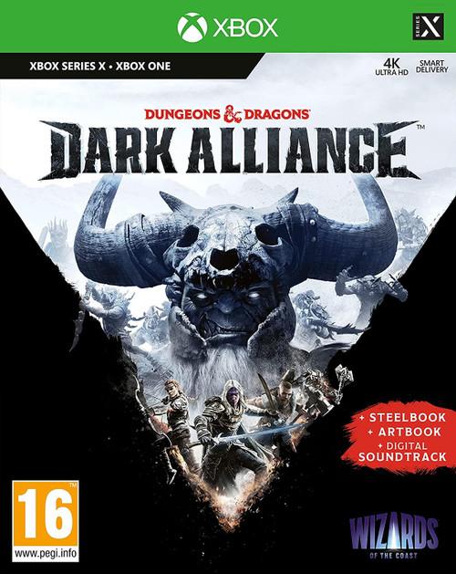 D&D Dark Alliance Special Edition Xbox Series X Game