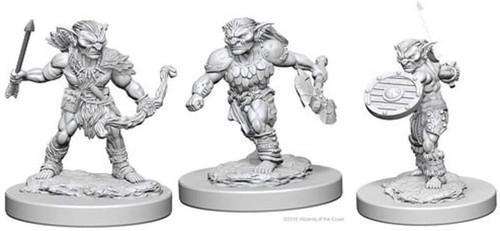 D&D Nolzur's Marvelous Unpainted Miniatures W1 Goblins (Pack of 6)