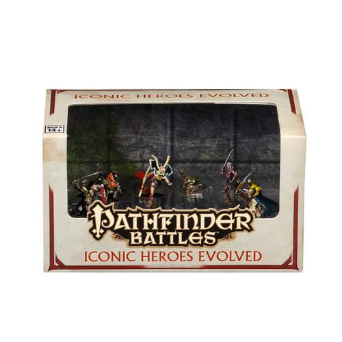 Pathfinder Battles Iconic Heroes Evolved