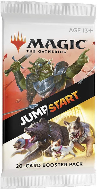 MTG Core Set 2021 Jumpstart Booster In Display Box (Pack of 24)