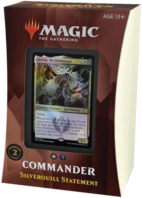 MTG Strixhaven School of Mages Commander Deck In Display Box (Pack of 5)